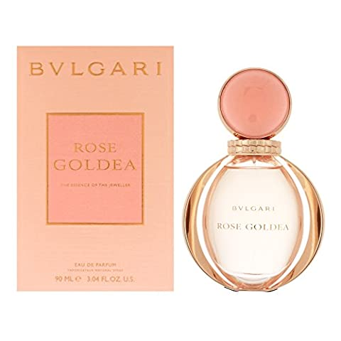 Bulgari Rose Goldea Eau de parfum vaporisateur 90ml