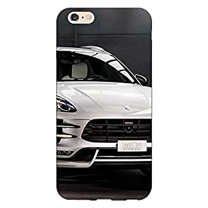 Jugaaduu Super Car Porsche Back Cover Case For Apple iPhone 6 Plus