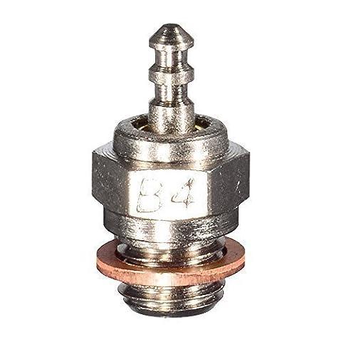 FORCE Engine - bougie de préchauffage n°4 pour moteurs nitro, réf. GP01