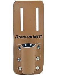 Silverline Cliquet Support en cuir, 160x 75mm