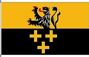 Flagge Fahne Hissflagge Freialdenhoven - 100 x 150cm