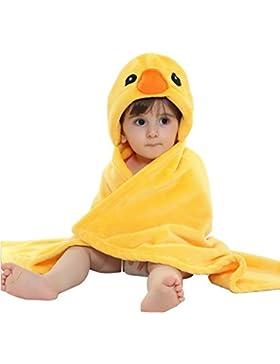 Bad Strandtuch & #-; vsoair Kids Baby Jungen & Mädchen Bad Handtücher mit Animal ultrasoftes Decke, 0–7Jahre