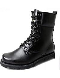 QIKAI Stivali da Combattimento del Deserto Scarpe Militari Scarpe  dell Esercito di Tipo Speciale Maschile 0f80950b0ce