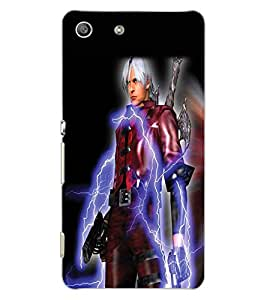 SONY XPERIA M5 DUAL WARRIOR Back Cover by PRINTSWAG