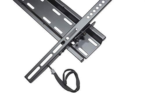 "41KLwP7szjL - ATHLETIC Soporte de Pared para TV de 23""- 55"" LED/LCD/Plasma TV Extensible Inclinable - Carga Máx. 35 kg - VESA Máx. 400x400mm"