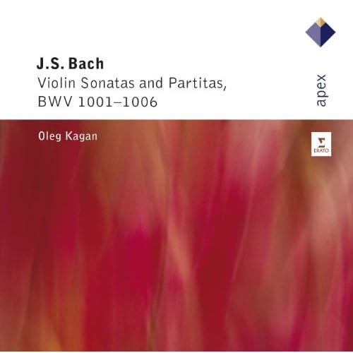 Violin Partita No.2 In D Minor BWV1004 : V Chaconne