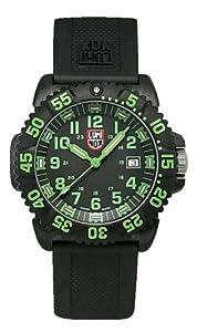Luminox Navy Seal Colormark Verde Reloj 3067 de Luminox