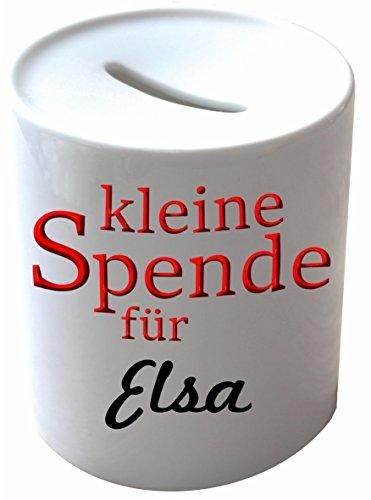 bedruckt mit Elsa ()