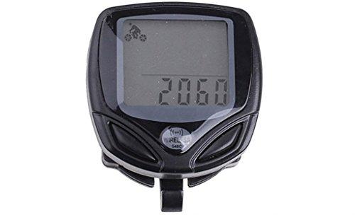 Ewin24 Wireless Lcd Ordinateur de vélo Compteur de vitesse Odomètre étanche Speedo Cycle de vélos