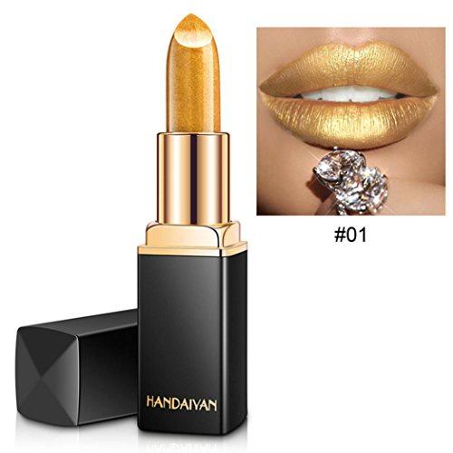 Rouge à Lèvres Sonnena 2018 Imperméable à Lèvres Durable Mat Maquillage Lèvres Gloss 9 Teintes Rouge (Rouge, A)