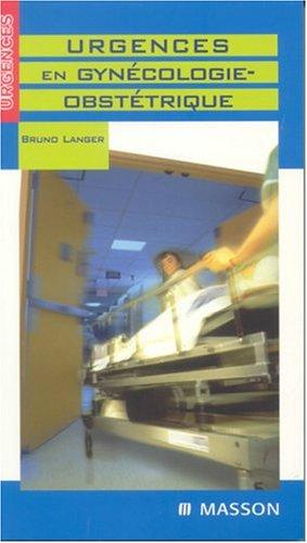 Urgences en gynécologie-obstétrique