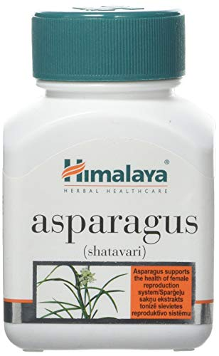 Himalaya Wellness Pure Herbs Shatavari Women's Wellness - 60 Tablets