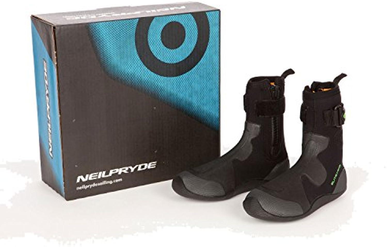 Neil Pryde 2018 Elite 5mm Zipped Hiking Boots Black WNPFT802Neil Pryde ELITE Hike Boots
