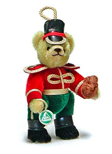Nussknacker Ornamente (Hermann - Ornaments - Nußknacker Teddy)