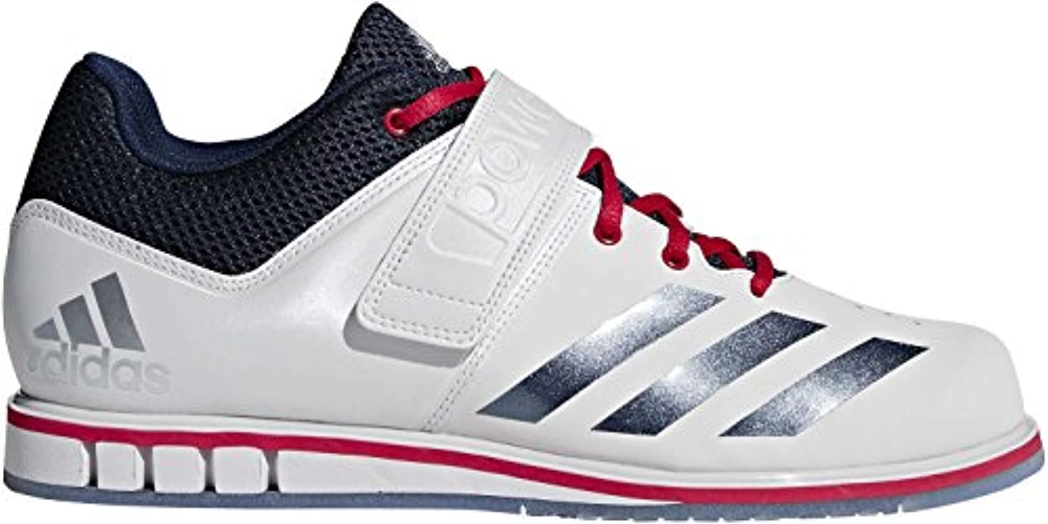 adidas Stars and Stripes Limited Edition – Powerlift 3.1 Weightlifting scarpe – Edition bianco, White, 8.5 UK Parent c5c440