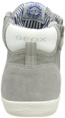 Geox - Jr Kiwi Boy B, - Bambino Grigio