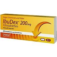 IbuDex 200mg 20 stk preisvergleich bei billige-tabletten.eu