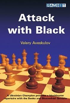 Attack with Black (English Edition) par [Aveskulov, Valery]