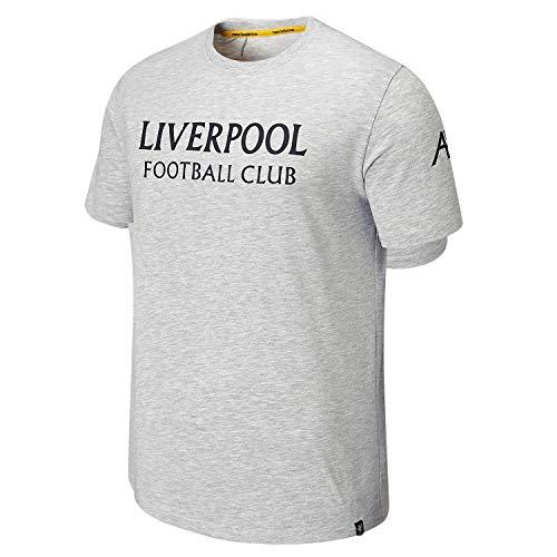 e401dcd03 New Balance Herren Liverpool FC 2019/20 Travel Graphic Tee S/s Top XL