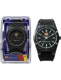 Reloj Caballero FC Barcelona. Esfera 5cm