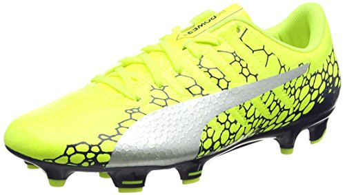 PUMA Evopower Vigor 4 Graphic FG, Chaussures de...