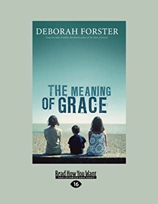 book cover of The Meaning of Grace