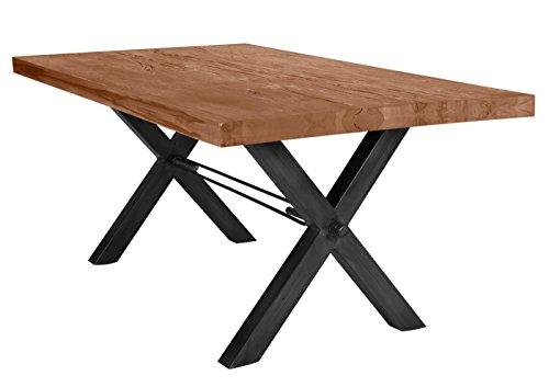 Table bois vieilli