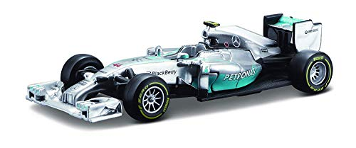 Bburago - 1/43 Petronas Mercedes F1 W07 Hybrid (2016) # 44 Lewis Hamilton