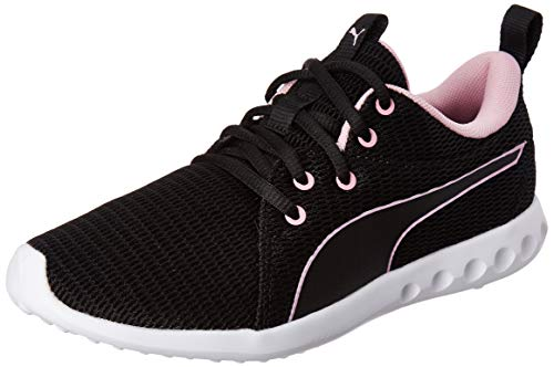 d2a814a0da4 45% OFF on Puma Faas 600 S Black Running Shoes on Jabong ...
