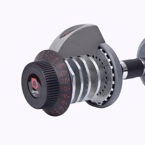Kurzhanteln mit einstellbarem Gewicht im Test (5 bis 32,5 kg) - 2