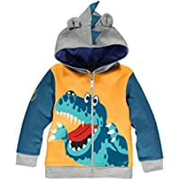 Little Hand® Felpa da bambini e ragazzi dinosauro Halloween Costume , taglia:1-6 anni