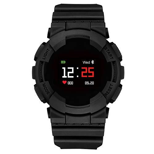Hangoverr Power X Series Smart Sports Watch - Black