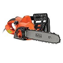 BLACK+DECKER CS2040-GB Chainsaw Corded, 2000 W, 40 cm