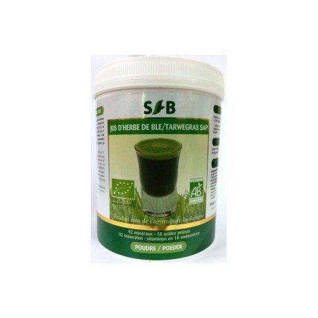 laboratoires-sfb-jus-dherbe-de-ble-bio-vitamines-mineraux-200g