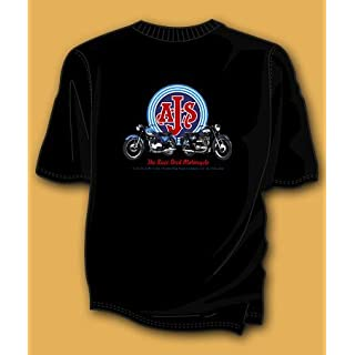 AJS Motorcycle T shirt