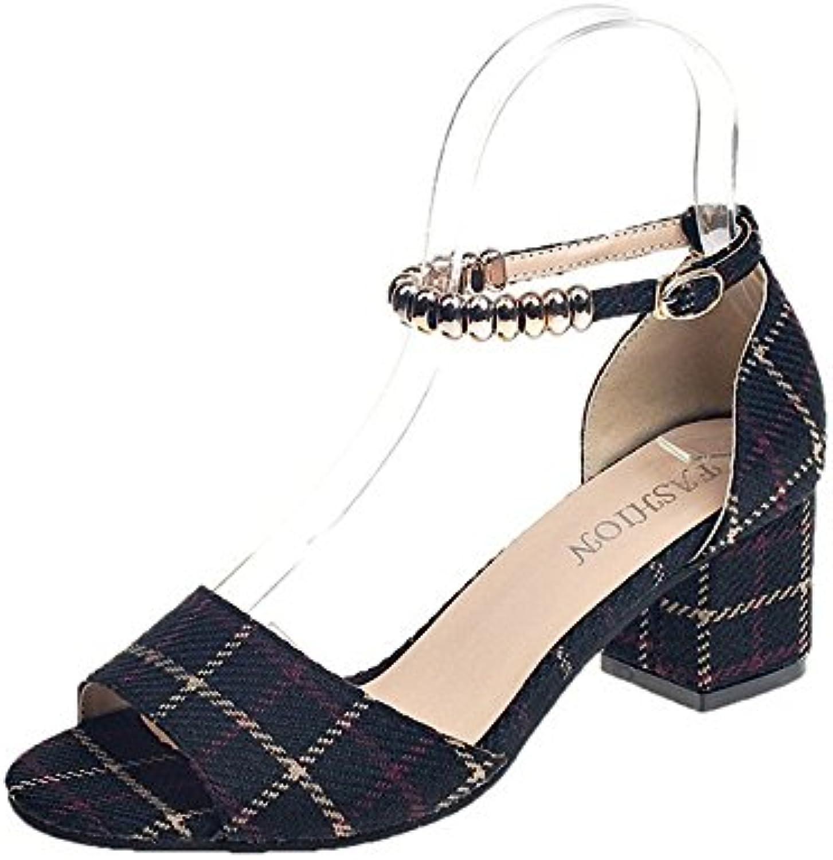 CXSM Chaussure s Poisson commun avec coréenne l'extrémité de la version coréenne avec de la fente de fixation, élégante et polyvalenteB07DD5Q1V2Parent c5cfae