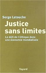 Justice sans limites : Le défi de l'éthique dans une économie mondialisée