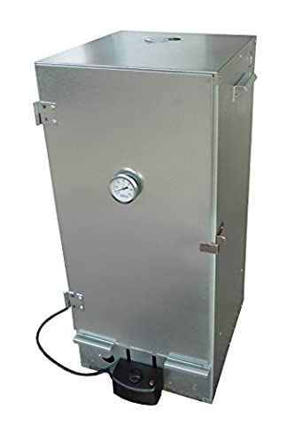 Smoker Fully Insulated XL–Galvanised with Electric Heating