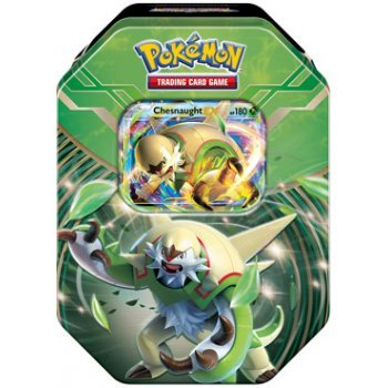Pokemon XY 2014 Kalos Power Tin Chesnaught-EX (Japan Ex Pokemon)