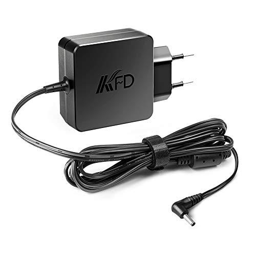 "KFD 5V 4A Stecker Netzteil Adapter Ladegerät für Lenovo Miix 320 80XF00BJGE Miix 320 325 310 300 320-10ICR 300-10IBY 310-10ICR 325-10icr, ADS-25SGP-06 05020E, GX20K74302, 11,6"" IdeaPad 100S 80R2"