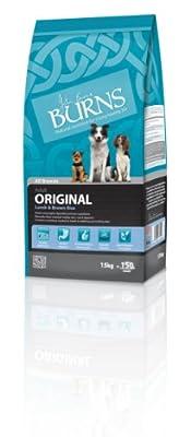 Burns Dog Food Original Lamb Adult 15 kg by Su-Bridge Pet Supplies Ltd