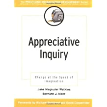 Appreciative Inquiry: Change at the Speed of Imagination (J–B O–D (Organizational Development))