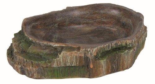 Trixie Reptile Regenwald Dekoration Wasser- und Futternapf