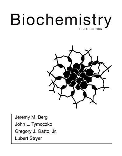 Biochemistry : Eight Edition : International Edition: Jeremy M.Berg (English Edition)