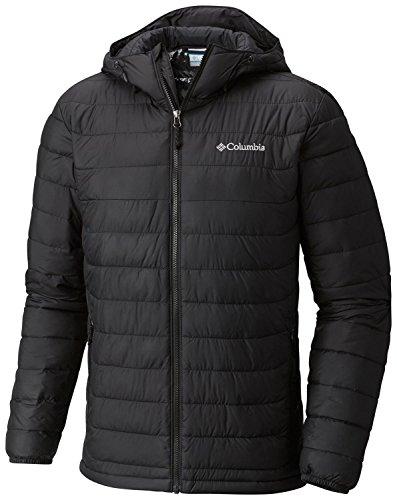 Columbia Powder Lite Hooded Jacket Doudoune à Capuche Homm