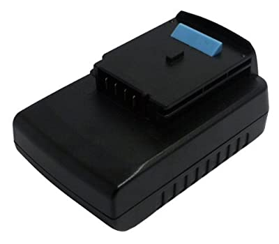PowerSmart® 18V Li-Ion Akku für Black & Decker HP186F4LBK, HP186F4LK, HP188F4L, HP188F4LBK, HP188F4LK, LST1018, A1518L