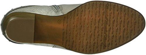 Tamaris 25338, Bottes Classiques Femme Gris (Stone Comb 237)