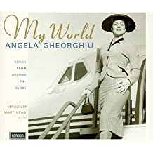 Angela Gheorghiu - Souvenirs - Mélodies du Monde