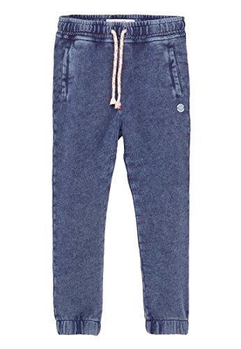 mango-kids-pantalon-de-jogging-effet-pantalon-us-taille13-14-ans-couleurbleu