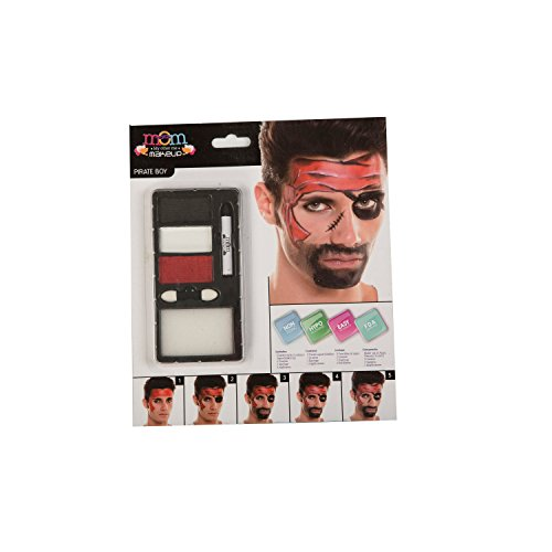 My Other Me Me-207091 Kit Maquillaje Adulto Pirata